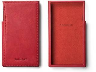 Afutura SE100専用プレミアムレザーケース AstellKern SE100専用プレミアムレザーケース AstellKern Afutura SE100 Case Garnet Red
