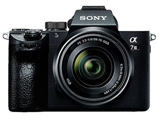 【納期にお時間がかかります】 SONY/ソニー ILCE-7M3K デジタル一眼カメラ α7 III ズームレンズキット 【アルファ】