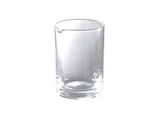 青山硝子 定価 ミキシングカップ セール開催中最短即日発送 無地 ガラス製 小