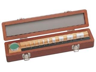 Mitutoyo/ミツトヨ 【納期6月中旬以降】516-152 セラミックス製 マイクロメーター検査用ゲージブロック 0級 BM3-10N-0