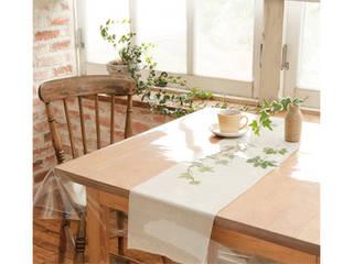 ハイブリッド透明テーブルクロス 巾120cm×30m