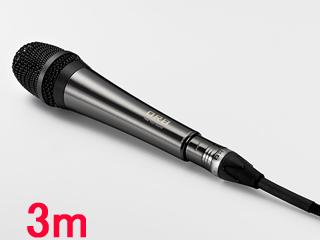 ORB/オーブ CF-3 WJ10-3M Clear Force Microphone Premium ケーブル付属モデル(3m) ダイナミック型ワイヤードマイクロフォン