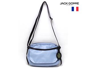 Jack Gomme/ジャックゴム フランス製 0008 1567 HAPPY ミニショルダーバッグ OPALE ポーチ付