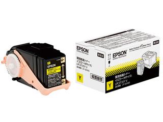 EPSON/エプソン LP-S6160用 環境推進トナー/イエロー/Mサイズ(印刷可能ページ:約3700ページ) LPC3T35YV