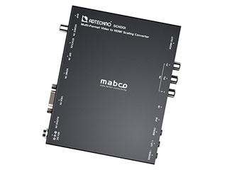 多種デジタル アナログ映像信号を最大4K@30 HDMIフォーマット信号へスケーリング変換 セール品 ADTECHNO 専門店 SCHD01 エーディテクノ マルチフォーマット入力対応HDMIスケーリングコンバーター