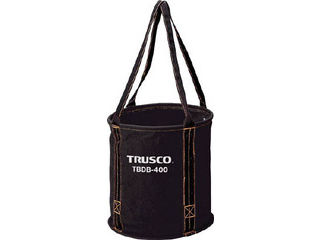 TRUSCO/トラスコ中山 大型電工用バケツ Φ400X400 TBDB-400