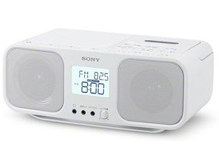 SONY/ソニー CFD-S401-WC(ホワイト) CDラジオカセットレコーダー