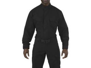 5.11 Tactical/ファイブイレブンタクティカル ストライク TDU 長袖シャツ ブラック XSサイズ 72416-019-XS