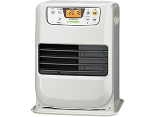 メーカー3年保証 CORONA/コロナ FH-M2519Y(W) 石油ファンヒーター「miniタイプ」 シェルホワイト PSC対応品