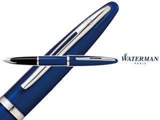 WATERMAN/ウォーターマン 【CARENE/カレン】ブルーST 万年筆 M 1904573