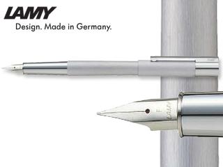 LAMY/ラミー 【scala/スカラ】ステンレス FP (F) L51-F
