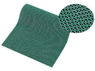 3M/スリーエム 【代引不可】セーフ・ティーグマット グリーン 90cm×3m巻