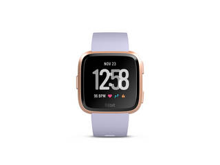 Fit bit スマートウォッチ Fitbit Versa FB505RGABLV-EU ウェアラブル 心拍数 健康