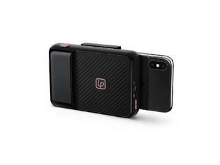 Bluetoothモバイルプリンタ!! LIFEPRINT Lifeprint 2x3 Instant Print Camera Black LP003-2 iPhoneがインスタントカメラに!*対応機種以外のスマートフォンでは、Lifeprintはご使用いただけません。 魔法のように動く写真を印刷(AR)!!!