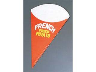 三角ポテト袋(3000枚入)01451 小 紙製