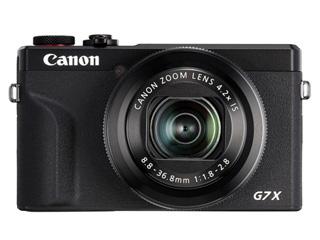 CANON/キヤノン PSG7X MARKIII BK(ブラック) PowerShot G7 X Mark III 3637C004
