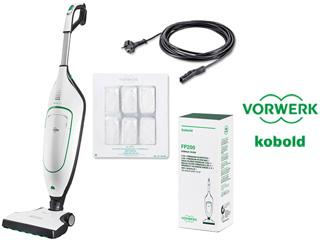 VORWERK/フォアベルク 【kobold/コーボルト】ホームケアシステム VK200 カーペット用ベーシックセット