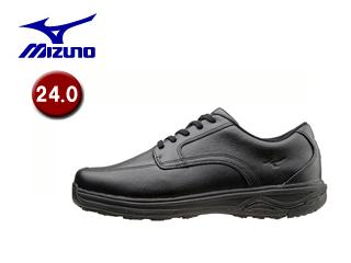 mizuno/ミズノ 5KF320-09 NR320 ウォーキングシューズ メンズ 【24.0】 (ブラック)