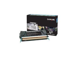 LEXMARK/レックスマーク ブラックリターントナーカートリッジ 12000枚 C746H1KG