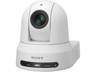 SONY ソニー 旋回型4Kカラービデオカメラ ホワイト BRC-X400W