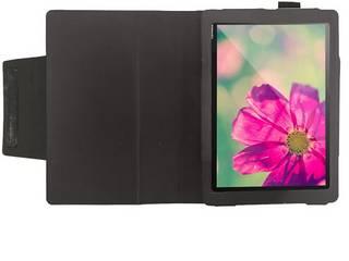 MSソリューションズ dynabook Tab S80/A 合成皮革ケース ブラック MS-S80AL03BK
