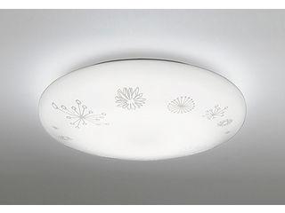 ODELIC/オーデリック OL251276BC1 LEDシーリングライト アクリル乳白プリント【~8畳】【Bluetooth 調光・調色】※リモコン別売