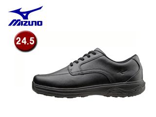 mizuno/ミズノ 5KF320-09 NR320 ウォーキングシューズ メンズ 【24.5】 (ブラック)