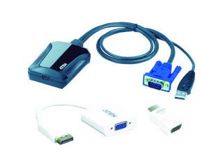 一番の ATEN CV211CP/エイテン コンソールアダプター ATEN/エイテン/USB/ラップトップ型(ITキット) CV211CP, ShoeLike:1b2c8bdb --- hortafacil.dominiotemporario.com