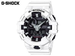 CASIO/カシオ GA-700-7AJF  【G-SHOCK/Gショック】【casio1702】 【正規品】【お取り寄せ商品】:エムスタ