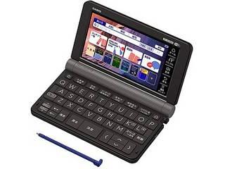 カシオ計算機 電子辞書 EX-word XD-SX9800(200コンテンツ/英語モデル/ブラック) XD-SX9800-BK