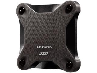 PlayStation4(プレイステーション4)におすすめ I・O DATA アイ・オー・データ Web限定モデル USB3.1 Gen1(USB3.0)/2.0対応ポータブルSSD 960GB SSPH-UT960K/E 単品購入のみ可(取引先倉庫からの出荷のため) クレジットカード決済 代金引換決済のみ