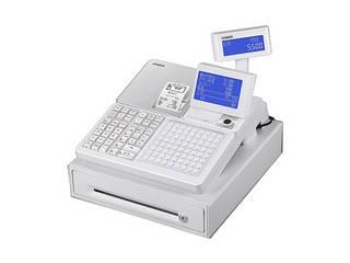 カシオ計算機 Bluetoothレジスター 4部門 (ホワイト)