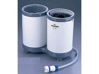 水圧式グラスウォッシャー/Twin-Go-Tポータブル