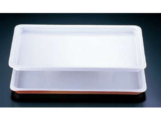 Royale ロイヤル陶器製 角ガストロノームパン/PB625-01 1/1 ホワイト
