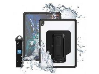 豊富な品 IP68 水深5.5フィート 1.5メートルで1時間完全防水 ARMOR-X 2020秋冬新作 アーマーエックス 防水 防塵 耐衝撃 第3世代 MXS-A11S Pro ケース 12.9インチ iPad 用 ブラック