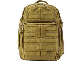 5.11 Tactical/ファイブイレブンタクティカル ラッシュ24 バックパック フラットダークアース 58601-131