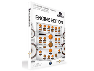 BEST SERVICE K-SIZE ENGINE EDITION K-サイズ・エンジン・エディション 【BS455】