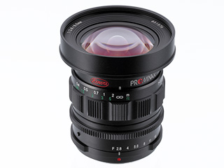 KOWA/コーワ KOWA PROMINAR 8.5mm F2.8(ブラック)