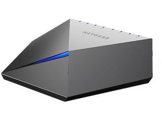 NETGAER/ネットギア・インターナショナル Nighthawk S8000 ゲーミング&ストリーミングLANスイッチングハブ 8ポート GS808E-100JPS