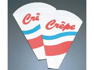 クレープ袋 01461(2000枚入)紙製
