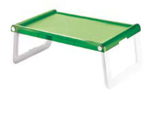 guzzini/フラテッリグッチーニ フォールディングマルチトレー/0894.0044グリーン