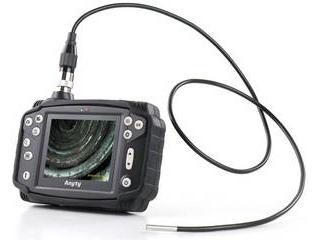3R/スリーアールソリューション φ6.0mm工業用内視鏡 デュアル機能付き 3m 3R-VFIBER6030D