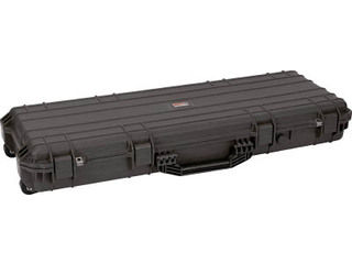 TRUSCO/トラスコ中山 【代引不可】プロテクターツールケース(ロングタイプ) 黒 TAK-975BK