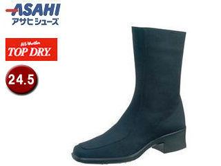 ASAHI/アサヒシューズ AF37291HA TDY37-29HA【24.5cm・3E】 (ブラック)
