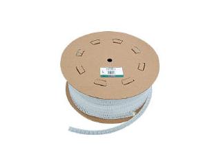 Panduit/パンドウイットコーポレーション 電線保護材 パンラップ 難燃性白 PW50FR-TY