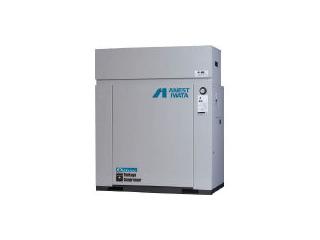 【組立・輸送等の都合で納期に1週間以上かかります】 ANEST IWATA/アネスト岩田コンプレッサ 【代引不可】オイルフリーコンプレッサ 0.75KW 単相100V 60Hz CFP07C-8.5DC6