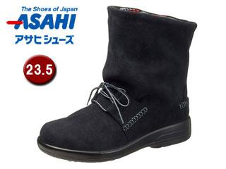 ASAHI/アサヒシューズ AF38831 TDY38-83 トップドライ 女性用ブーツ 【23.5cm・3E】(ブラック)