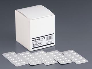 ハンナ DPD遊離塩素測定用 錠剤試薬HI93701-FJ