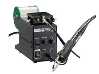 TAIYO/太洋電機産業 【goot/グット】FD-100 鉛フリーはんだ対応・自動はんだ送り装置
