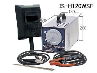 IKURA/育良精機 IS-H120WSF 冷却ファン付交流アーク溶接機